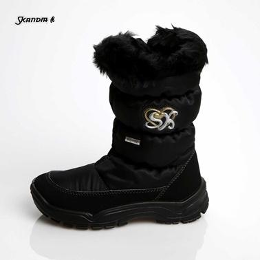 Skandia Ayakkabı Siyah